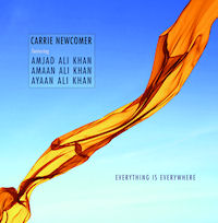 Everything is Everywhere - CD Cover