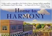 Home To Harmony book cover