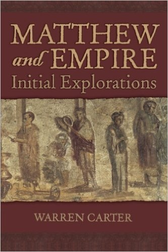 Matthew and Empire book cover