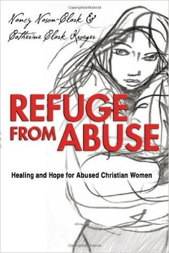 Refuge From Abuse book cover