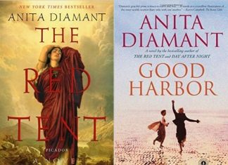 Anita Diamant Novels The Red Tent and Good Harbor