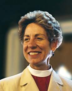 Katharine Jefferts Schori