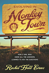Evolving in Monkey Town book cover