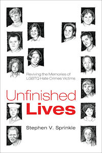 Unfinished Lives book cover