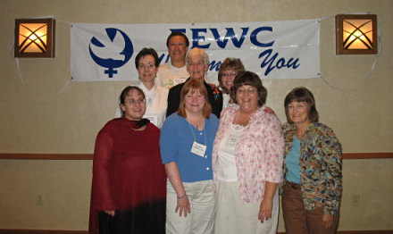 The Indiana Chapter at the 2006 EEWC Conference