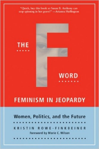 The F Word book cover