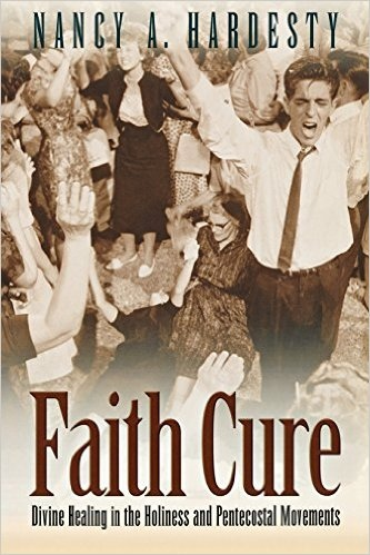 Faith Cure book cover