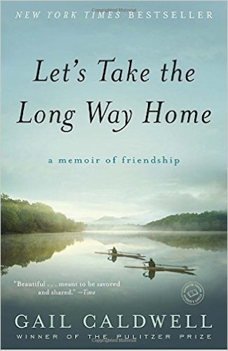 Let's Take the Long Way Home book cover