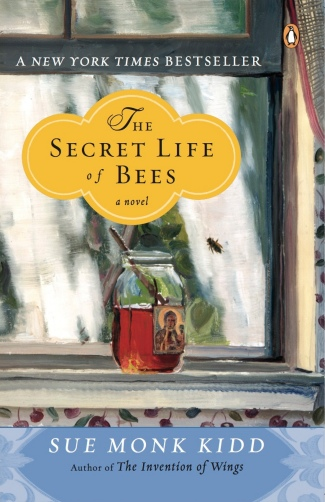 Secret Life Of Bees book cover