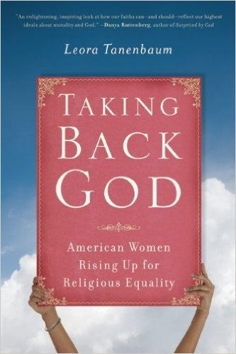 Taking Back God Book Cover