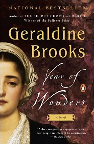 Year Of Wonder book cover