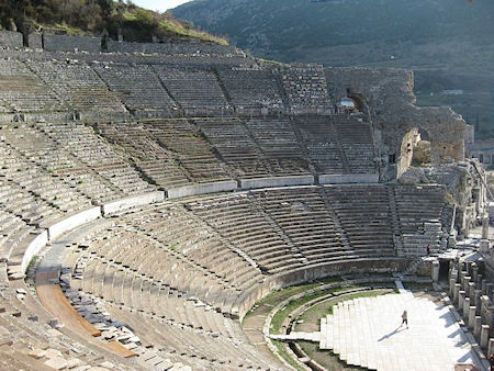 Theater at Ephesus