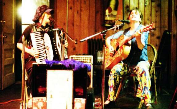 The Troubadours of Divine Bliss