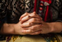 Folded Hands Image