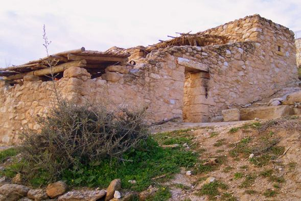 Replica of House in Palestine
