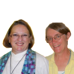Becky Kiser and Anne Linstatter