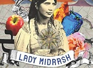 Lady Midrash Book Cover