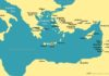 Map of Early Christian Churches