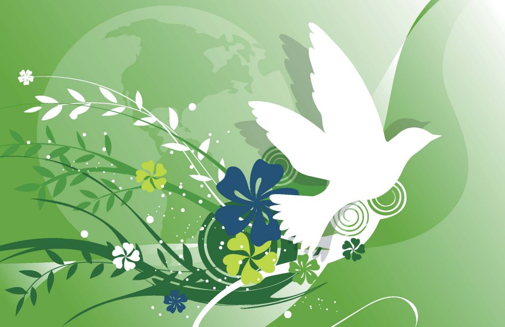 Dove And Earth