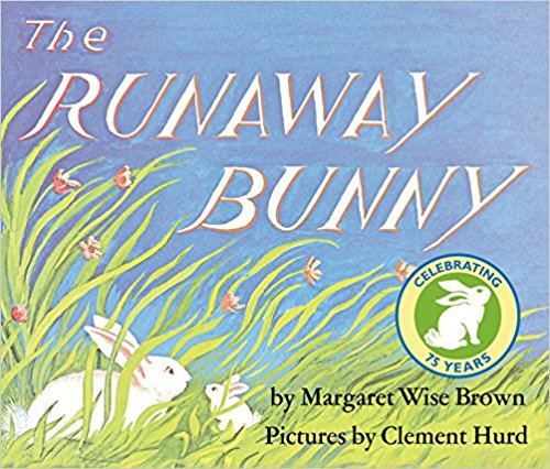 Runaway Bunny book cover