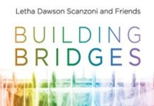 Building Bridges book cover detail