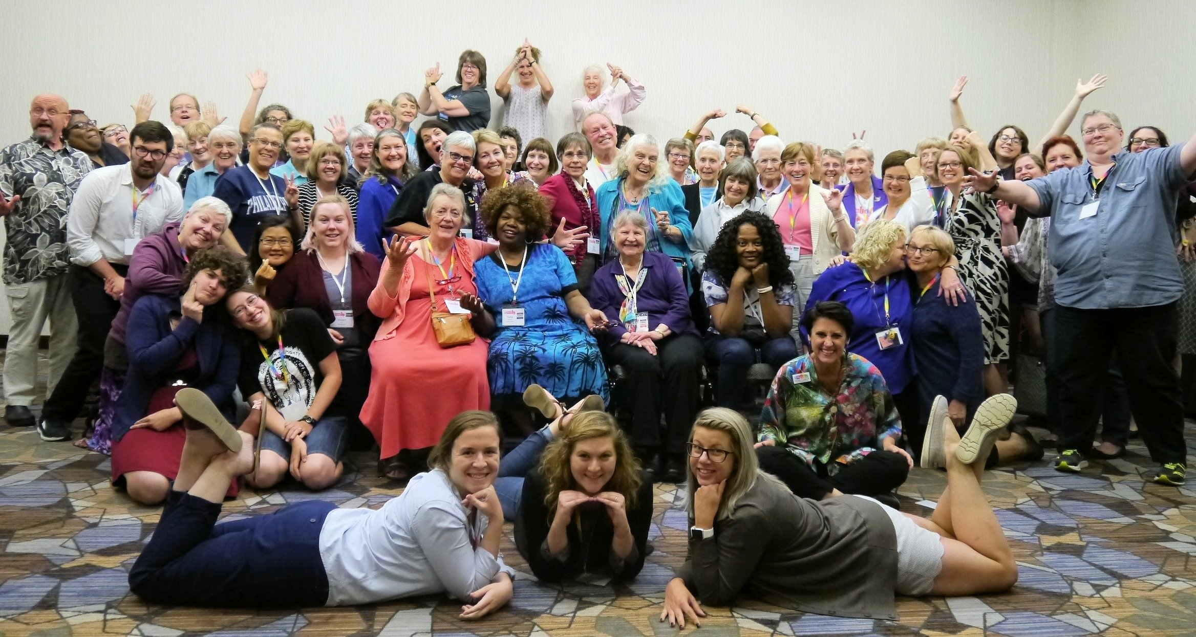 CFT Gathering Participants 2018