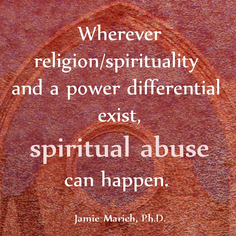 Insights on Spiritual Abuse Recovery | Christian Feminism Today
