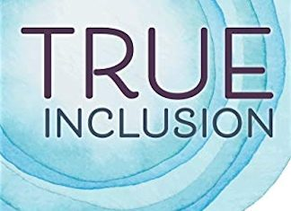 True Inclusion Book Cover Detail