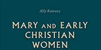 Detail from Mary and Early Christian Women Book Cover
