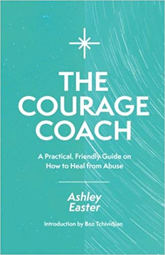 Ashley Easter's book, The Courage Coach