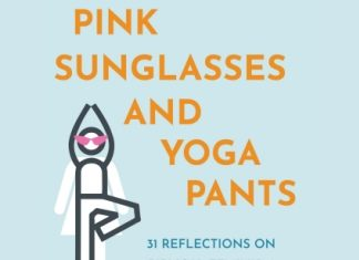 Pink Sunglasses and Yoga Pants Book Cover