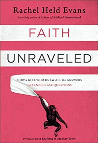 Faith Unraveled book cover