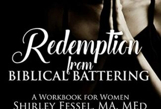 Redemption From Biblical Battering Book Cover Detail