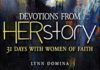 Devotions from HERstory Book Cover Detail