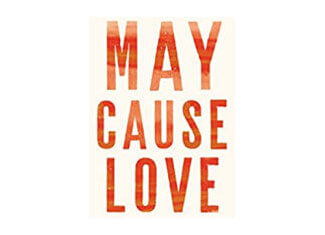May Cause Love Book Cover Detail
