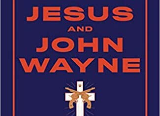 Jesus and John Wayne Book Cover