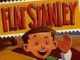 Flat Stanley, book cover of flat little boy