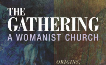The Gathering A Womanist Church, book cover detail