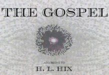 The Gospel according to HL Hix