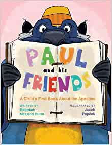 Paul and His Friends Book Cover