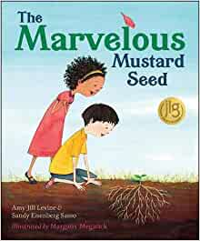 The Marvelous Mustard Seed Book Cover