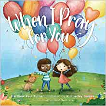 When I Pray for You Book Cover