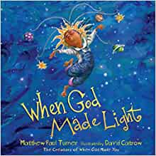 When God Made Light Book Cover