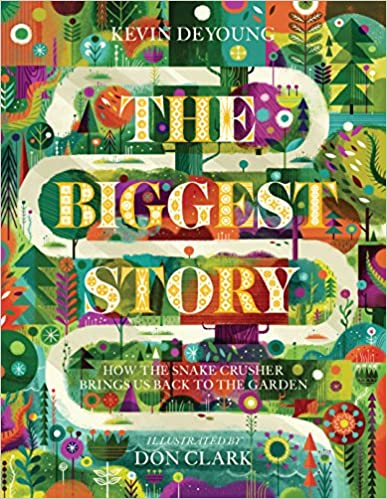 The Biggest Story Book Cover