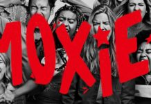 Moxie Movie Cover