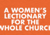 A Women's Lectionary for the Whole Church Book Cover